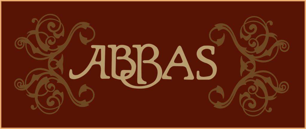 ABBAS png logo