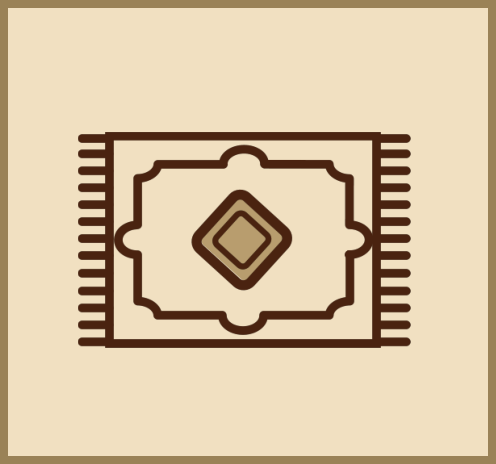 antique rug gallery icon