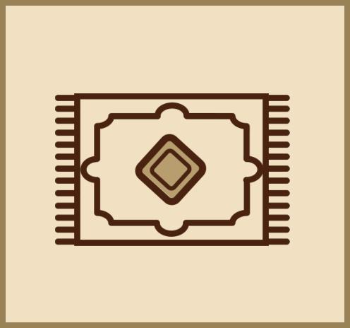 antique rug gallery icon
