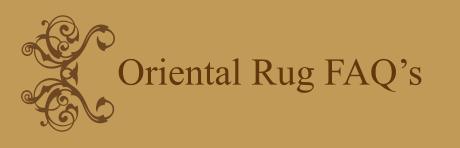 Oriental Rug FAQs